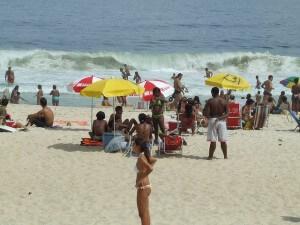 חוף ים בברזיל